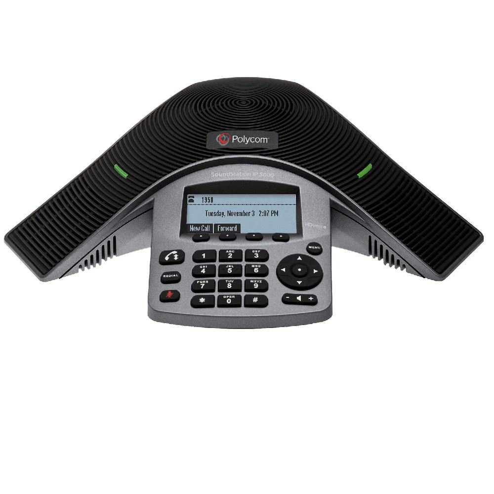 Polycom IP5000 Front View - FracTEL