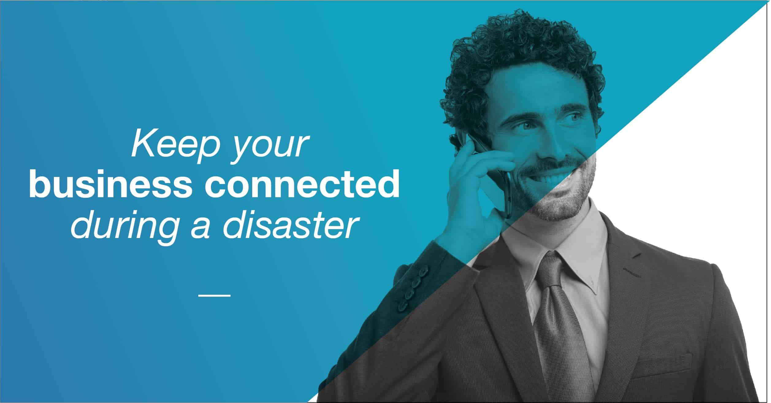 business connected during a disaster